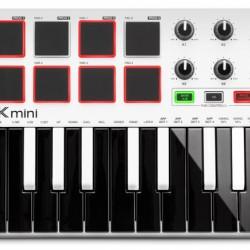 AKAI MPKMINI2 WHITE 25 Tuşlu MIDI Klavye