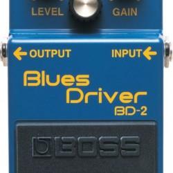 Boss BD-2 Blues Driver Compact Pedal