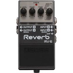 BOSS RV-6 Reverb Pedalı